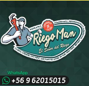 Riegoman, Especialistas en riego tecnificado y riego automatico